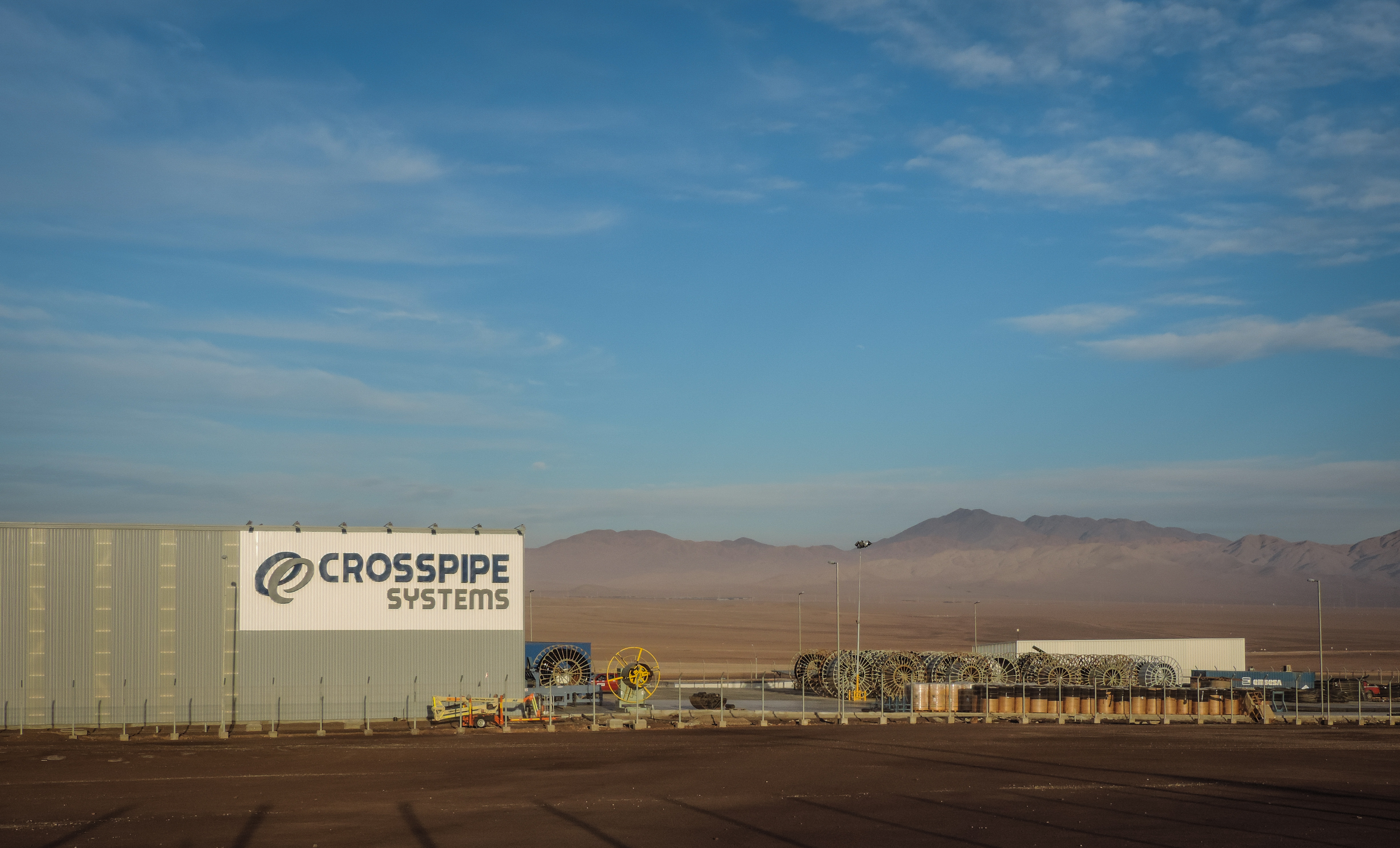 Crosspipe Systems